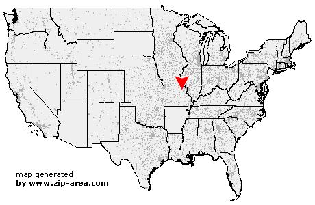 US Zip code New Haven - Missouri