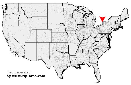 Niagara Falls Zip Code Map.Us Zip Code Niagara Falls New York