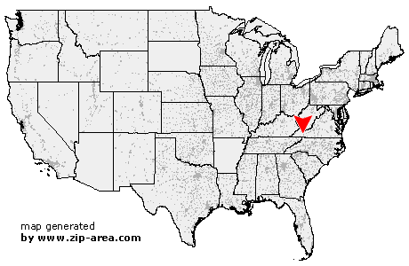 Marion Virginia Map.Us Zip Code Marion Virginia