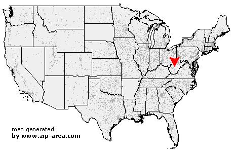 Us Zip Code Clay West Virginia